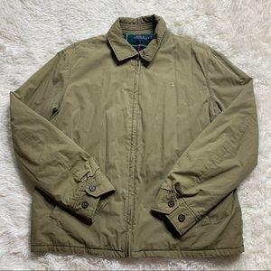 Polo Ralph Lauren Harrington Jacket Flannel Lined
